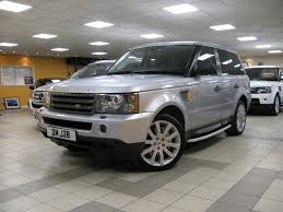 land rover range rover sport 2 7 tdv6 sport hse 5dr automatic for