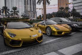 car lamborghini gold gold lamborghini x gold porsche 918 madwhips