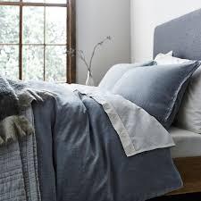 gray u0026 willow oslo slub bed linen range house of fraser