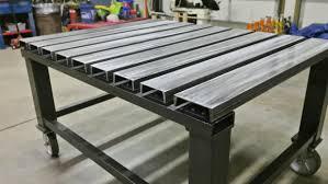 harbor freight welding table 135954d1428273189 c channel top welding table sam0045 jpg
