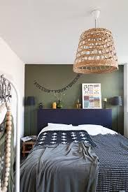 chambre vert kaki deco chambre vert kaki visuel 6
