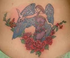 44 best angel tattoos for women she believed images on pinterest