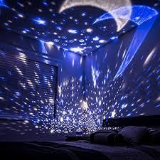 childrens night light projector lizber baby night light moon star projector 360 degree rotation 4