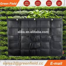 indoor living wall planter vertical garden hanging indoor living
