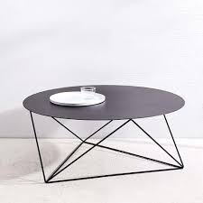 Cara Coffee Table Coffee Table Black Capsuling Me
