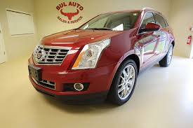 used 2013 cadillac srx 2013 cadillac srx awd premium collection stock 16137 for sale