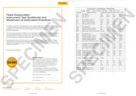 fluke 1662 installation tester continuity rcd test insulation