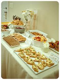 photo bridal shower menu ideas image