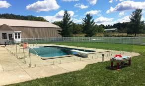 Backyard Pool Images by Pool Fence Babyproof Your Backyard Aquaview Glass Pool Fences