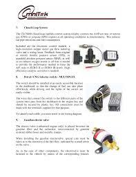cng system installation manual