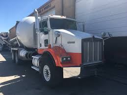 kenworth for sale uk used mixer trucks cement concrete equipment for sale