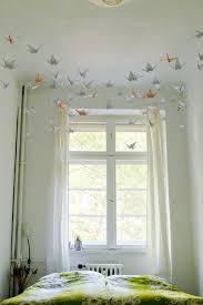 Ceiling Window by Diy Renters Friendly Origami Ceiling Decoration