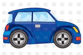 blue car side view vector image 91323 u2013 rfclipart