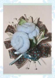 baby sock corsage danaspartyplanet order baby sock corsage here