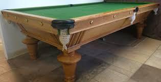 Antique Brunswick Pool Tables by Used Pool Tables U2013 Nitelife Billiards