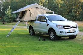 Ford Ranger With Truck Camper - ford ranger px 2 2 tdci ex cab expedition portal