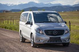 luxury minivan 2016 2016 mercedes benz metris review