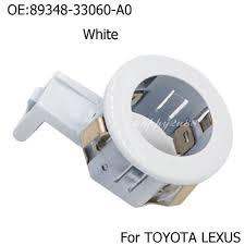 lexus visa platinum pdc parking sensor retainer for lexus gx460 toyota sequoia sienna