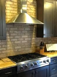 veneer kitchen backsplash kitchen backsplash brick style modern veneer medium size of