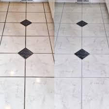 kitchen floor color sealing arctic ice northwest grout works