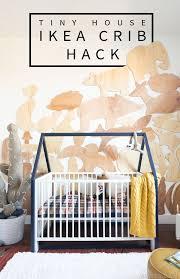 Retro Nursery Decor Shabby Chic Nursery Ikea Crib Hack Hacks Best Baby Room Ideas On