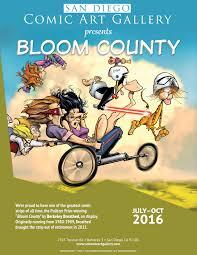 Bloom Berkeley Breathed U0027s Bloom County San Diego Comic Art Gallery