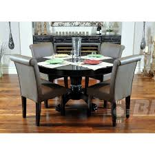 round poker table with dining top bbo poker tables nighthawk round card table dining top 4 premium