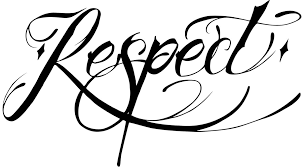 100 respect tattoos strength respect loyalty lettering