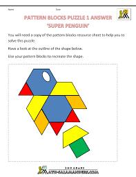 math puzzles for kids shape puzzles