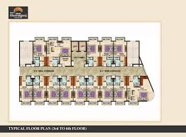 omaxe hazratganj phase ii service apartments in lucknow
