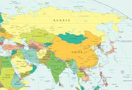 Arctic Ocean Map Asia Political Map U2022 Mapsof Net
