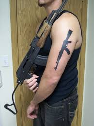 ak 47 and ak 47 u2013 tattoo picture at checkoutmyink com