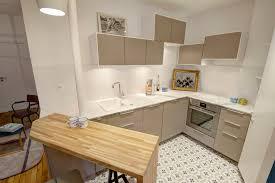 Plan De Travail Central Cuisine Ikea by Indogate Com Double Vasque Salle De Bain En Verre
