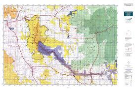 Meeker Colorado Map by Colorado Elk Unit Map Afputra Com