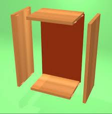 assemblage meuble cuisine réalisez un caisson de meuble de cuisine avec une lamelleuse partie