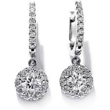 diamond dangle earrings hearts on fulfillment diamond dangle earrings a j inc
