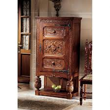 furniture gothic cathedral style furnishings for medieval home