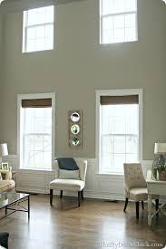 How To Trim Windows Interior Diy Craftsman Window Trim From Thrifty Decor