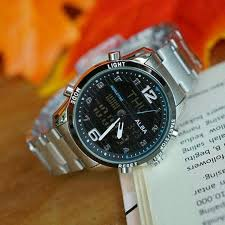 Jam Tangan Alba Analog jam tangan alba analog digital rantai silver jam tangan murah di bali
