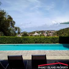 4 bedrooms seaview villa for sale kata beachphuket island property