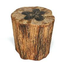 Tree Stump Side Table This Is Elegant Cypress Tree Stump Coffee Table U2013 Niemtin Us