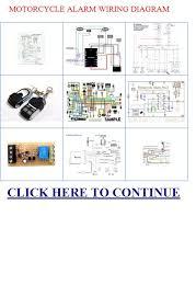 motorcycle alarm wiring diagram motorcycle alarm wiring diagram
