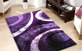 Purple And Grey Area Rugs 5x7 Area Rug Purple Duvet Bedroom White Iron Bed And Cover With