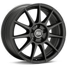 oz rally wheels set of 4 alloy wheels oz racing msw 85 6 5x16 5x108 et42 ebay