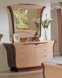 Bedroom Dresser With Mirror Antique Modern Bedroom Vanity Makeup Dresser With Mirror And 6