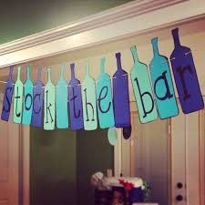 Bachelor Party Decorating Ideas 33 Best Stock The Bar Party Ideas Images On Pinterest Wedding