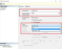 Sql Server Audit Table Changes Features In Sql Server 2016 And Azure Sql Database