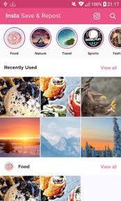 repost instagram apk save repost for instagram apk free social app for