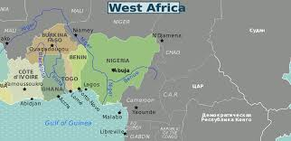 Map West Africa by File West Africa Regions Map Svg Wikimedia Commons