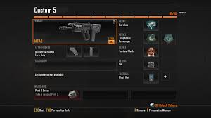 how to make a cod ghost mask mtar assault rifle best class setup call of duty black ops 2